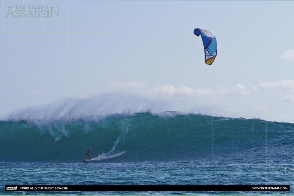 The Silent Assassin by iksurfmag
