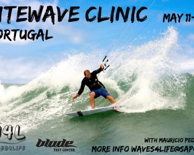 KITEWAVE CLINIC in Portugal