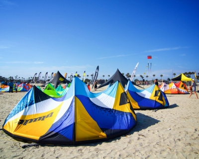 Dealer of the Month 7/2015: Captain Kirk's Kiteboarding, Long Beach, California