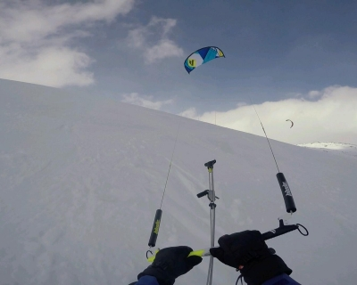Snow kiting on the hardangervidda, Norway / by Richard Anthony Newman