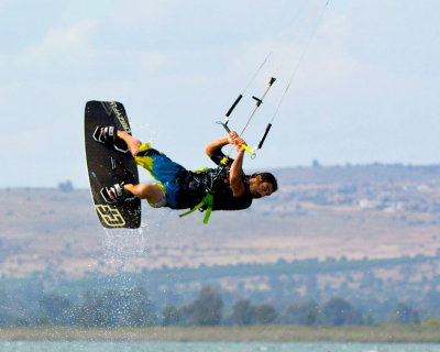 Rider of the Month August 2016: Ido Rondberg, Israel