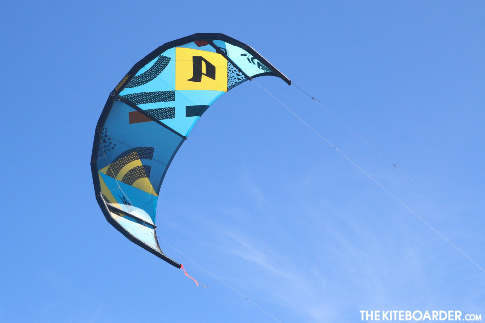 The Kiteboarder review: 2017 Blade Trigger